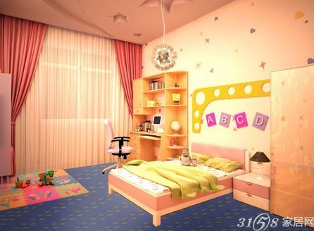 儿童房间用什么地板好呢