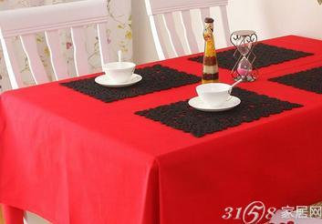 家用餐桌布选购技巧