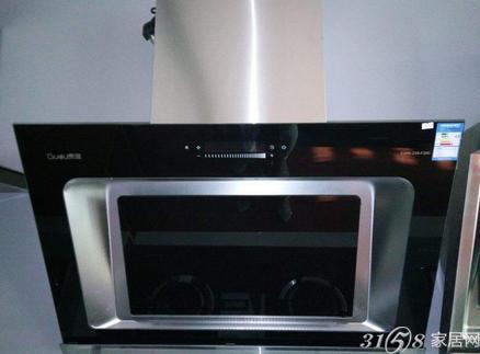 开放式厨房油烟机你如何选购