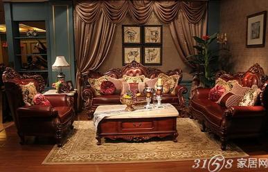 美式风格家具特点有哪些?