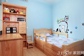 小户型儿童房怎么选购儿童家具?