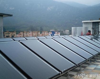 节能采暖如何选购太阳能热水器
