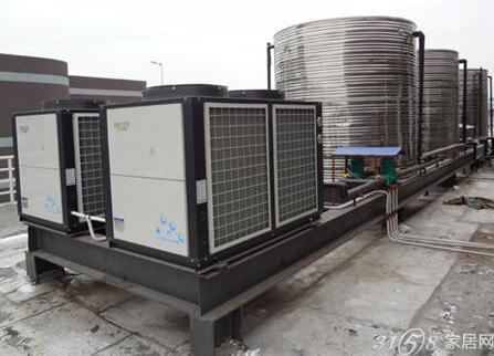空气能热泵热水器家用机的日常维护与保修技巧