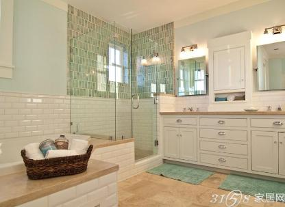 家居装修如何选择浴室柜