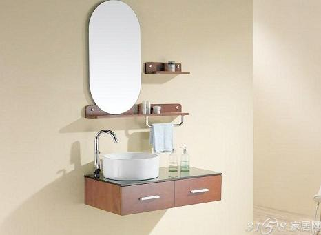 浴室柜的注意事项及保养