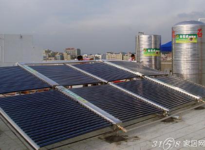 为什么使用太阳能热水器?