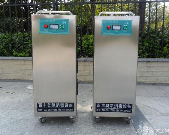 臭氧发生器的使用方法和注意事项