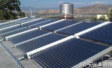 太阳能热水器的选购常识介绍