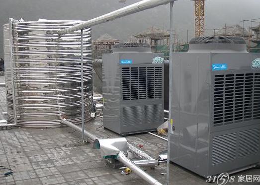 商用空气能热泵热水器基本的保养和维护