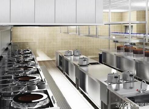 酒店厨房设备在设计上都有哪些要求呢?