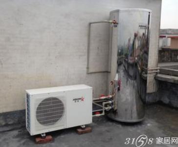 空气能热水器安装及使用常识