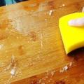 正确清洗砧板,让您吃的安心
