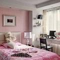 家庭装修设计色彩搭配:女性卧室装修风格与色彩选择