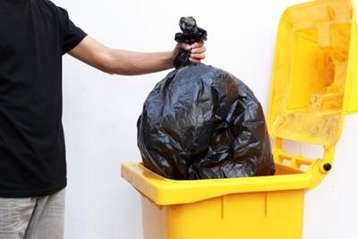 美菱厨房垃圾处理器