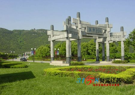 常熟尚湖风景区