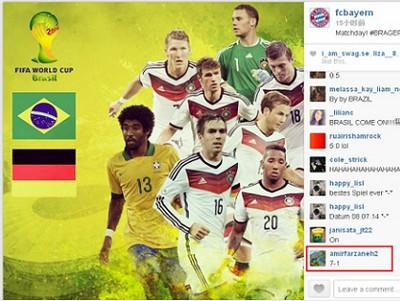 仁惊现神预测 2014世界杯巴西输球原因是什么图片