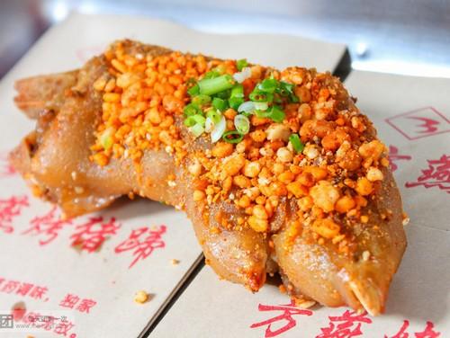 方燕烤猪蹄加盟费多少 方燕烤猪蹄加盟需要什么条件