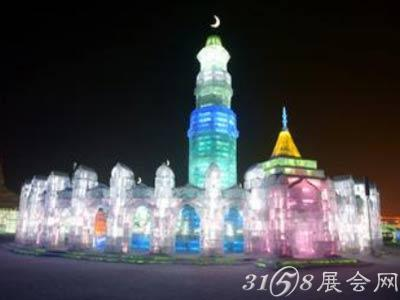 2015年哈尔滨冰雕节开始啦【时间