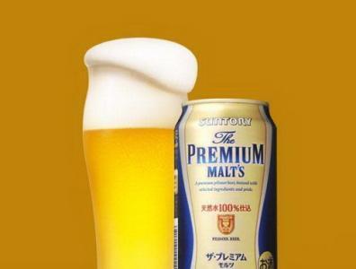 代理三得利啤酒利润大吗