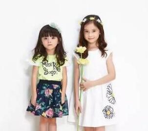 童装有哪些知名品牌?哪个品牌的童装好卖?