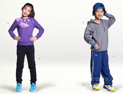 安踏儿童服装怎么加盟?安踏童装加盟费需要多少?
