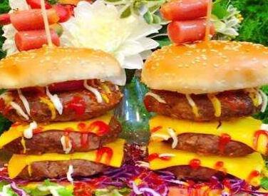 开一家蜜特蜜思汉堡店费用高不高?一共要多少钱?