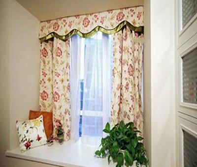 加洛林窗帘 带你体验欧陆风情一体化