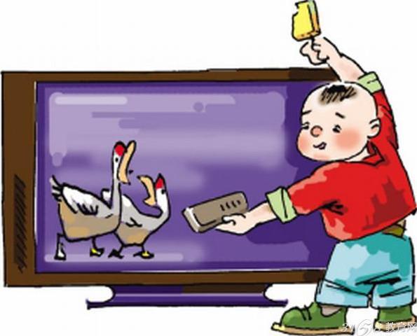 暑假儿童看电视须注意四点-3158教育网