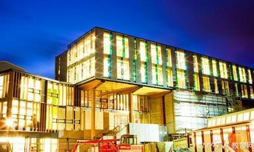 2014年新西兰梅西大学世界排名