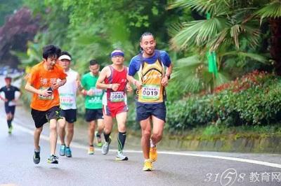 2017铁山坪国际半程马拉松