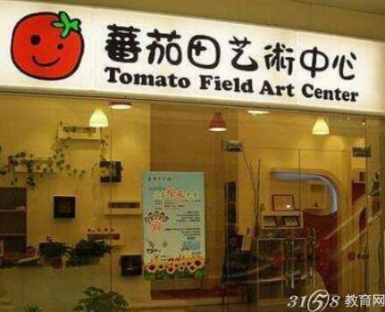 番茄苗美术中心加盟要多少钱