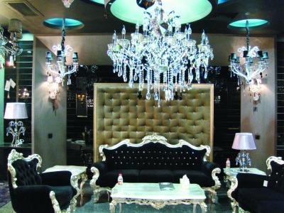 开一家天豪美家灯饰店投资是多大?