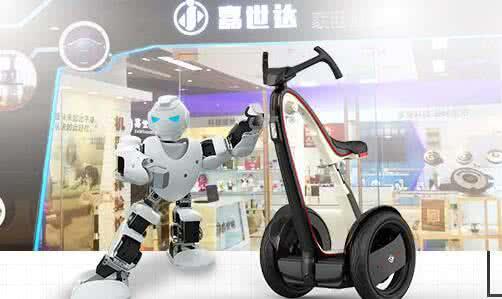 开个嘉世达家用机器人体验馆赚钱吗?