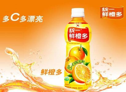 统一鲜橙多代理利润有多少?