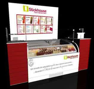 开个stickhouse冰淇淋加盟店赚钱吗?