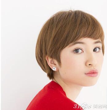 适合发量多的发型分享展示图片