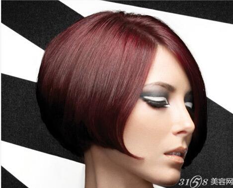 沙宣短发发型图片 炫酷不停干练帅气