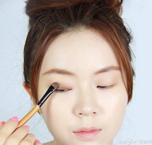 大眼妆画法图解_大眼妆画法图解画法
