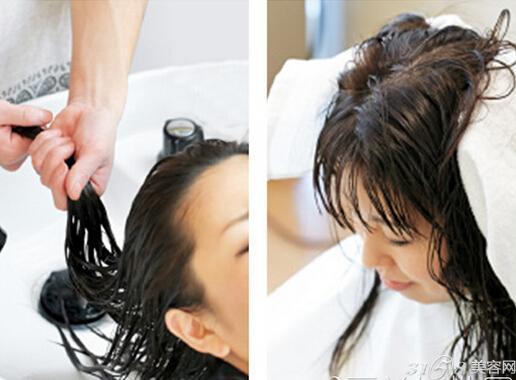 发型师告诉你洗头发的正确方法