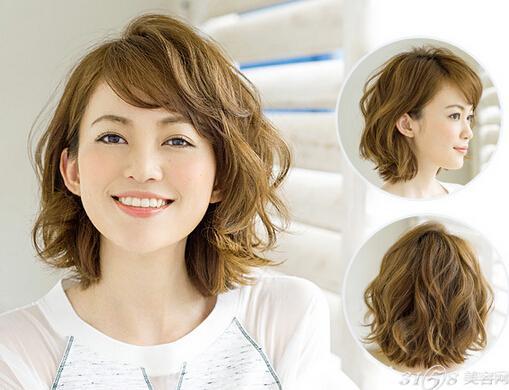 棕色系頭發顏色發型 給自己新的開始圖片