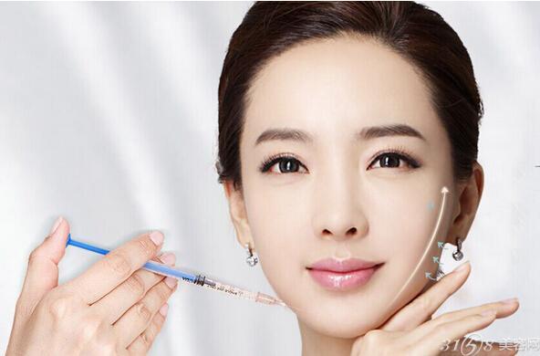 部位及层次的,在专业的医生操作下瘦脸后脸部线条