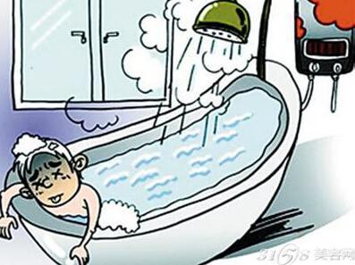 深圳母子洗澡身亡 因热水器漏电所致