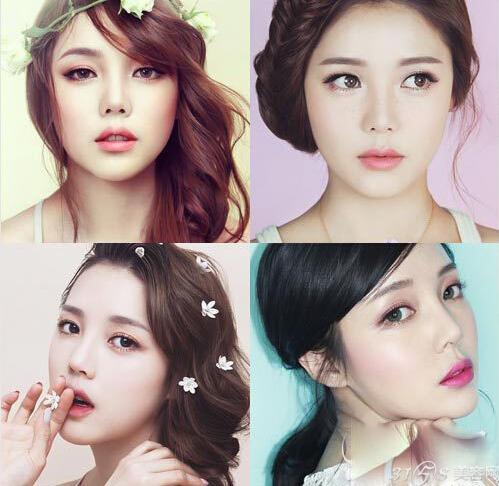 透析韩国女生化妆步骤-3158美容网