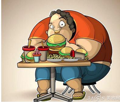 初二男生300斤 休学半年专心减肥
