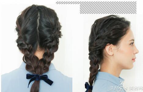 怎么编头发简单又好看?