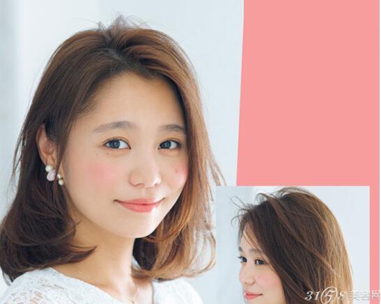 女人30岁适合什么发型?