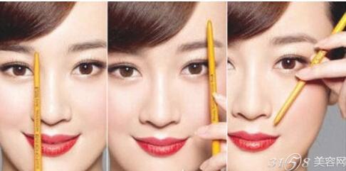 韩国桃花妆画法步骤
