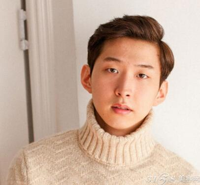 韩国男生短发发型 减龄又能卖萌