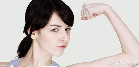 如何瘦手臂和肩膀上的赘肉?