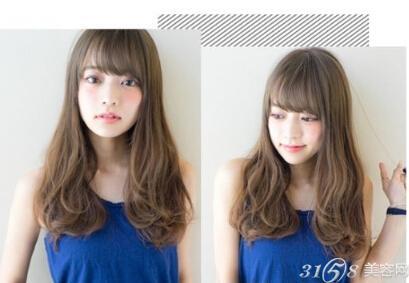 女生脸胖适合什么发型?